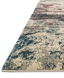 "Dreamscape DM-11 2'3"" x 8' Runner Area Rug"