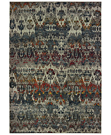 "Oriental Weavers Mantra 48V Gray/Multi 7'10"" x 10'10"" Area Rug"