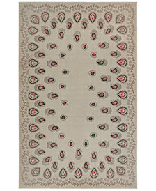 "Liora Manne' Riviera 7637 Tashi 1'11"" x 7'6"" Indoor/Outdoor Runner Area Rug"