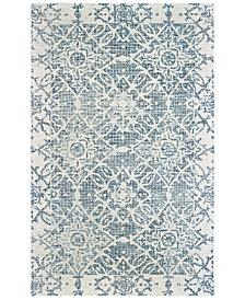 Oriental Weavers Tallavera 55603 Blue/Ivory 10' x 13' Area Rug