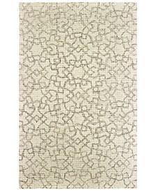 Tallavera 55608 Tan/Ivory 10' x 13' Area Rug
