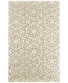 Oriental Weavers Tallavera 55608 Tan/Ivory 10' x 13' Area Rug