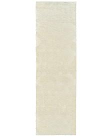 "Oriental Weavers Verona Shag 520 2'3"" x 7'6"" Runner Area Rug"