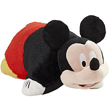 Pillow Pets Disney Mickey Mouse Stuffed Animal Plush Toy