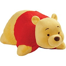 Pillow Pets Disney Winnie The Pooh Bear Stuffed Animal Plush Toy