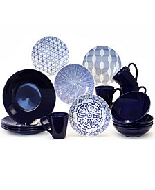 Baum 16 Piece Dinnerware Set