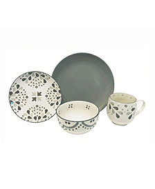 Voyage 16 Piece Dinnerware Set