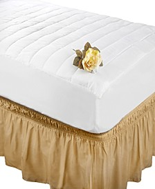 Antibacterial Full Mattress Pad