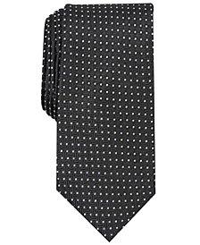 Nautica Men's Hendrick Slim Neat Silk Tie