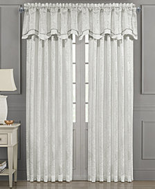 J Queen Constantine Scalloped Valance