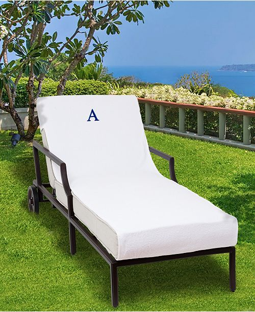 Turkish Cotton Chaise Lounge Cover