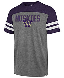 '47 Brand Men's Washington Huskies Tri-Colored T-Shirt