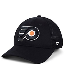 Fanatics Philadelphia Flyers Elevated Core Trucker Snapback Cap