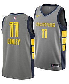 Nike Men's Mike Conley Jr. Memphis Grizzlies City Swingman Jersey 2018
