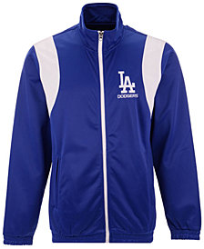 G-III Sports Men's Los Angeles Dodgers Clutch Track Jacket