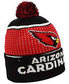 Forever Collectibles Arizona Cardinals Big Logo Light Up Knit Hat