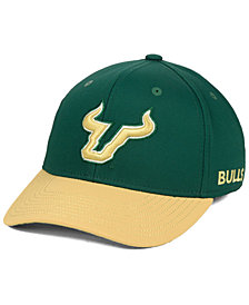 adidas South Florida Bulls Coaches Flex Stretch Fitted Cap 2018