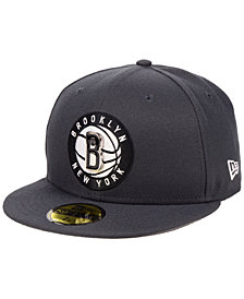 New Era Brooklyn Nets Metal Mash Up 59FIFTY-FITTED Cap