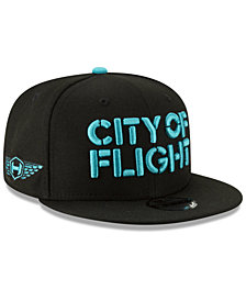New Era Boys' Charlotte Hornets City Series 2.0 9FIFTY Snapback Cap