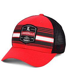 Top of the World Louisville Cardinals Branded Trucker Cap