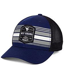 Top of the World West Virginia Mountaineers Branded Trucker Cap