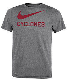 Nike Iowa State Cyclones DNA T-Shirt, Little Boys (4-7)
