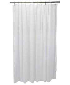 Bath Bliss Sanitized PVC Shower Liner