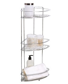 Bath Bliss Mod Collection 3 Tier Corner Spa Tower