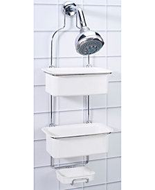 Bath Bliss 3 Tier Baskets Shower Caddy
