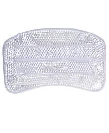 Bath Bliss Luxury Cooling Gel Beaded Bath Pillow