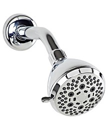 6 Function Deluxe Shower Head