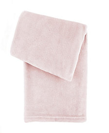 Tadpoles Luxe Solid Plush Baby Blanket