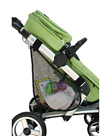 J.L. Childress Side Sling Stroller Cargo Net