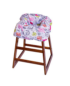 Rosie Pope Shopping Cart And High Chair Cover