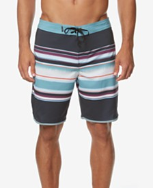 "O'Neill Men's Hyperfreak Lined Up 19"" Boardshorts"