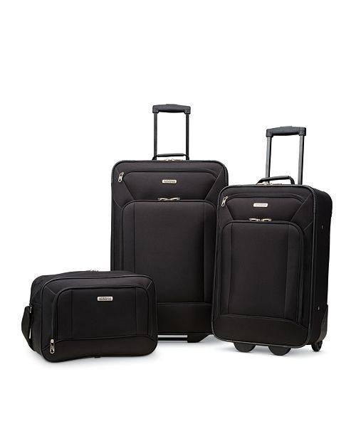 American Tourister FieldBrook XLT 3PC Luggage Set