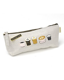 Mara-Mi Caffeine Club Pencil Pouch
