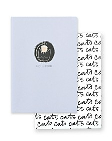Cats & Caffeine Notebook Set