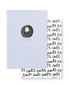 Mara-Mi Cats & Caffeine Notebook Set