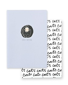 Mara-Mi Cats & Caffeine Notebook Set