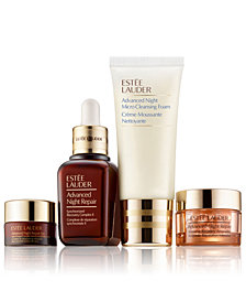 Estee Lauder Advanced Night Repair Powerful Nightime Renewal Set