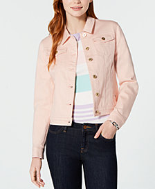 Tommy Hilfiger Denim Jacket, Created for Macy's
