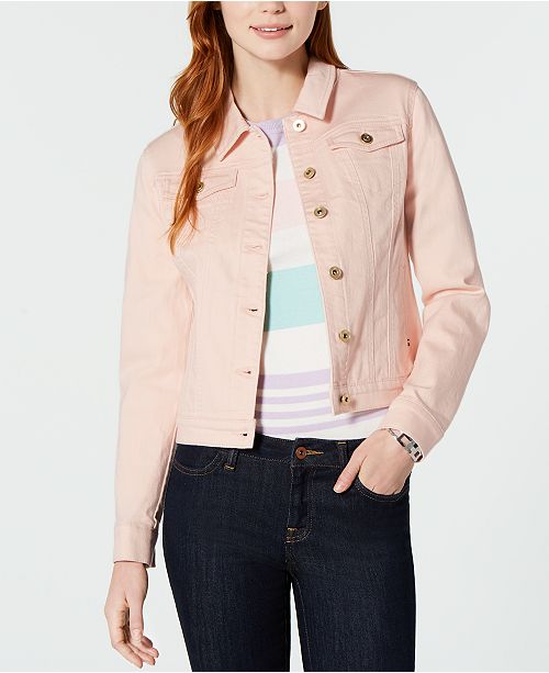Tommy Hilfiger Jacket, Created for Macy's