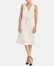 RACHEL Rachel Roy Flo Midi Dress, Created for Macy's