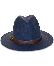 Wool Felt Harness Panama Hat