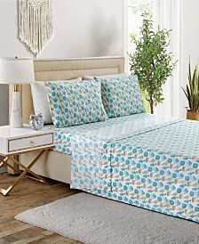 Hedaya Home Coastal Queen Sheet Sets