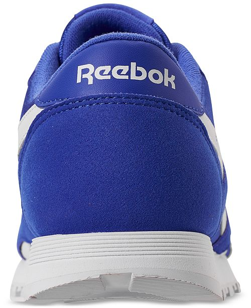 ... Reebok Boys  Classic Nylon MU Casual Sneakers from Finish Line ... 4938fd2b0