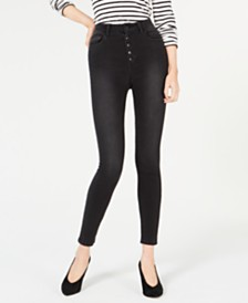 Joe's Jeans Honey High-Rise Skinny Jeans