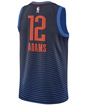 b7155807248 Nike Steven Adams Oklahoma City Thunder Statement Swingman Jersey
