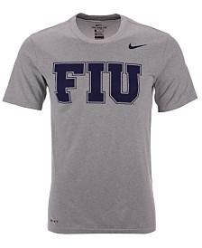 Nike Men's Florida International Golden Panthers Dri-Fit Legend Wordmark T-Shirt